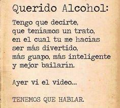 Querido Alcohol-Imagen Graciosa de Hoy nº 87766