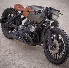 www.lord-biker.fr : #BMW #scrambler #army #moto #armee