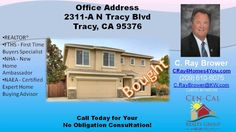 http://ift.tt/2kqkss8 Call C. Ray Brower at 209-610-6075 Today - Are you looking for an agent who will listen to everything you have to say  from your very first contact with him  all the way until the day he hands over the keys to your new home or closes the deal for the sale of your existing home? You will have to look no further. So  if youre looking for one of the best Realtors in the Tracy  CA area. Im willing to bet that Im the only agent in the Central Valley Association of Realtors…