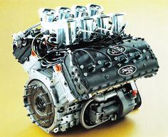Ford F1 engine