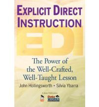 This teacher-friendly book presents a step-by-step approach for implementing the Explicit Direct Instruction (EDI) approach in diverse classrooms. Based on educational theory, brain research, and data analysis, EDI helps teachers deliver effective lessons that can significantly improve achievement all grade levels.
