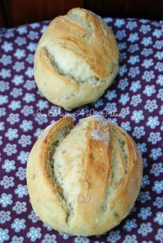 Pain Thermomix, Bread Rolls, Scones, Biscuits, Bagels, Marie, France, Loaf Bread Recipe, Recipes
