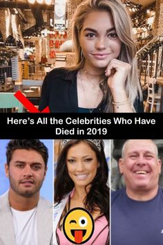 All the Celebrities Who Have Died in 2019 Visit this page for more! Celebrity Deaths, Celebrity News, Celebrity Couples, V Dress, 9th October, Sequin Party Dress, Feeling Down, Bollywood Actors, Love Quotes For Him