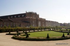 The Reggia of Venaria Reale, Turin, Piemonte, Italy