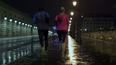 Motion Street Mapping in Paris by New Balance - THIS IS #RUNNOVATION