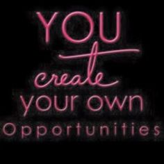 You create your own opportunities----CLICK ON THE PICTURE TO SEE THE VIDEO---2 Star Diamond Beachbody Coach Sarah Bolen P90X, INSANITY, PIYO, T25, SHAKEOLOGY, 21 DAY FIX www.sarahbolen.com @iwant_toinspireyou INSPIRATION MOTIVATION SUPPORT FAITH Beachbody On Demand CIZE