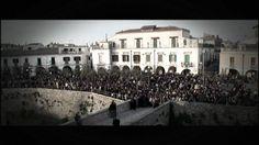 PASSIONE DI CRISTO  VIA CRUCIS CROCIFISSIONE VENOSA 2009 DIGANO COMUNICA...