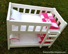 Doll Bunk Bed Plans 1000+ ideas about doll bunk beds on pinterest doll ...