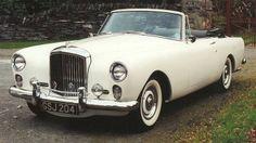Bentley S2 Continental Drophead Coupé Koren by Park Ward 1961.