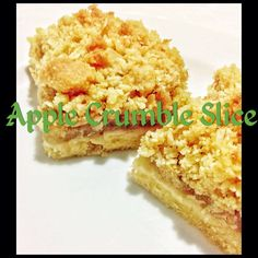 There is something about Apple Crumble that makes us all think of our grandma and comfort food. Well this slice is no different. My nanas favourite was apple and rhubarb crumble, but I have turned ...