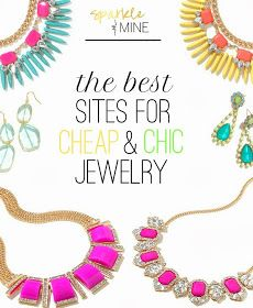 The best sites to shop for affordable trendy jewelry! Some of the stores I've heard of like Charlotte Russe, but others are total hidden treasures! Trendy Jewelry, Cheap Jewelry, Jewelry Accessories, Fashion Accessories, Fashion Jewelry, Jewelry Sites, Trendy Necklaces, Pearl Necklaces, Jewellery Uk