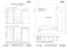 5933 Best Murphy Bed Plans Images On Pinterest In 2018 Murphy Bed