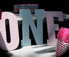 CUSTOM DECORATED LETTERS woodennursery by ChloesCouture on Etsy, $12.50