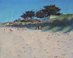 Rosslare Strand at Kelly's: 'Rosslare Strand at Kelly's' oil painting size 11 x 14 inches Unframed €540 Framed €595 The post Rosslare…