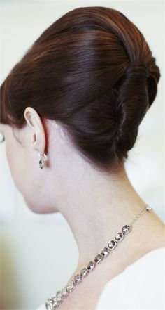 Katie Coward - Bridal Hair & Make-up Artist in London - Wedding hair - Bridal hair - 60s