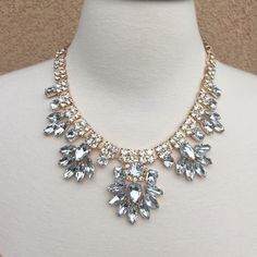 T&J Gold Icing Necklace