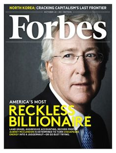 The Two Sides Of Aubrey McClendon, America's Most Reckless Billionaire American Greed, Magazine Cover Design, Magazine Covers, Entrepreneur Magazine, Reading For Beginners, Vice News, Best Business Ideas, Best Cryptocurrency, Energy Industry