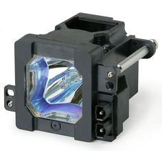 OEM BHL-5101-S Lamp & Housing for JVC TVs - 180 Day Warranty