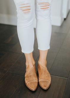These shoes!! Free People Royal Flats
