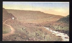 vintage-postcard-Ezra-Meeker-historical-Old-Oregon-Trail