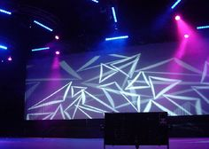 shattered glass gobo - Google Search