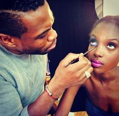 """We can't wait for award-winning makeup artist and grooming expert Merrell Hollis in his industry pro keynote """"Making up with...Merrell Hollis"""" Monday May 5th. Click the link to see in depth overviews of Merrell's keynote and all other keynote forums during The Makeup Show NYC! #tmsnyc #merrellhollismakeup #keynote #tmspro #profocus #education"""