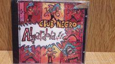 CLUB NEGRO. ALGARABÍA. 16 TEMAS - PUNK-VALLADOLID. CD / PRECINTADO.