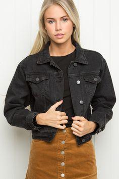 Brandy ♥ Melville | Toulouse Jacket - Just In Brandy Melville Outfits, Brandy Melville Usa, Unique Outfits, Fall Outfits, Cute Outfits, Toulouse, Outerwear Jackets, Autumn Winter Fashion, Fancy
