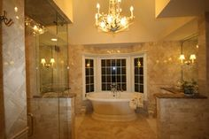 Vazac Contracting Corps Design Ideas, Pictures, Remodel, and Decor, beautiful custom bathroom