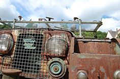 TEMPO, THE LAND ROVER MADE IN GERMANY