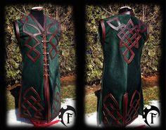 Wedding celtic vest :) by Feral-Workshop on deviantART