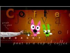 Coffee Jitters hoops and yoyo