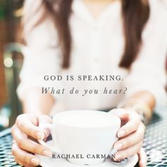 How Many Times Do I Have to Tell You?{Encouragement for Today} Pretty Quotes, Amazing Quotes, Todays Devotion, Encouragement For Today, Morning Devotion, What Do You Hear, Proverbs 31 Ministries, Christian Quotes, Christian Women