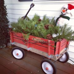 Christmas Wagon 2012
