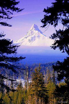 ~Mt. Washington, Oregon