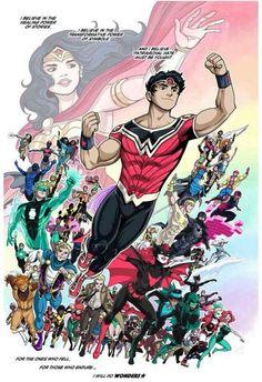 Lgbt Heros from dc comics