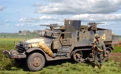 M2 Half Track Armored Car by Steven J. Zaloga (Dragon 1/35)