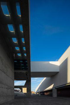 Galeria de Museu dos Coches / Paulo Mendes da Rocha + MMBB Arquitetos + Bak…