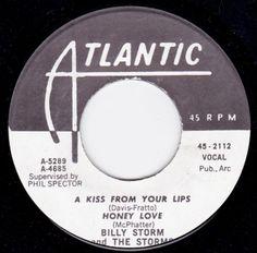 "A Kiss From Your Lips/Honey Love/Dear One/When You Dance (7""/45 rpm) ATLANTIC http://www.amazon.com/dp/B00JH17GJ6/ref=cm_sw_r_pi_dp_IQAHvb1FSKS7G"