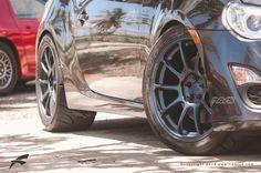 Project Naked @ Ponce Solo 1 - 3/May/15  Volk Racing X Hankook USA X Öhlins Racing AB  #fiebruz #fiebruzmotorsports #fiebruzfrs #projectnaked #poncesolo1group #puertorico #track #frs #scion #brz — at Fiebruz Corp.