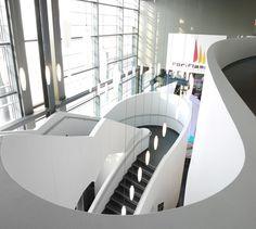 LEMAYMICHAUD   Quebec   Architecture   Interior Design   Entertainement   LUDOPLEX Architecture Design, Quebec, Opera House, Interior Design, Building, Living Room, Nest Design, Architecture Layout, Home Interior Design