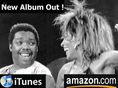 "Full Album ""The Legacy"" now released !  The long lost and finally found solo tapes !  Songs that touch your heart and soul: warm and wonderful !   Tina Turner's Kenny Moore No. 1 in the US RnB/Soul Charts"