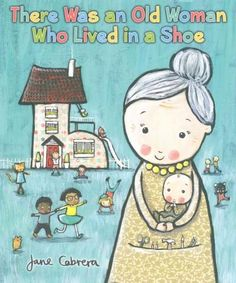 An ecofriendly adaptation of a classic nursery rhyme follows the activities of a resourceful old woman, her high-spirited children and their talented pets as they repair broken furniture, find alterna