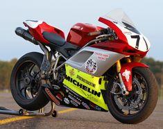 Ducati 1098 Racing spec