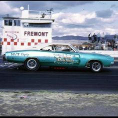 Flying Dutchman 1969 Dodge Charger funny car