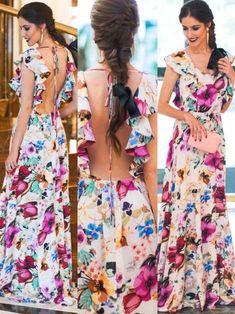 Pretty Dresses, Sexy Dresses, Fashion Dresses, Girls Dresses, Indian Designer Outfits, Designer Dresses, Sunmer Dresses, Elegant Outfit, Beautiful Outfits