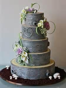 tree wedding cake - Bing images