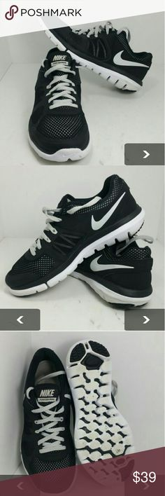 NIKE FLEX 2014 RUN WOMEN'S SHOES VERY CLEAN INSIDE-OUT   SKE # TU Nike  Shoes Athletic Shoes
