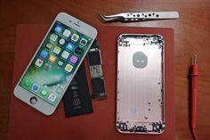 Insolite : il achète des pièces détachées en Chine et fabrique son propre iPhone 6s (vidéo) - Mac4ever