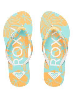 Mimosa Flip Flops 888701367819 - Roxy
